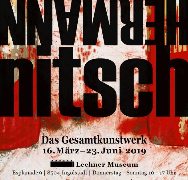 Ausstellungssujet Hermann Nitsch, Das Gesamtkunstwerk