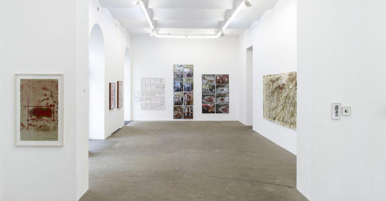 Exhibition view | ©Galerie Elisabeth & Klaus Thoman, Photo: Lena Kienzer