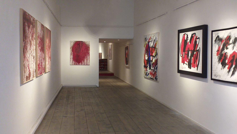 Exhibition view |©ZetaEffe Galleria, 2019