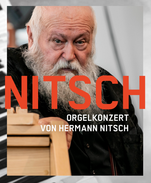 Orgelkonzert | nitsch museum, Mistelbach