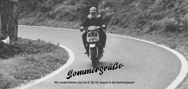 Wir wünschen einen schönen Sommer! Foto: Erika Schmied