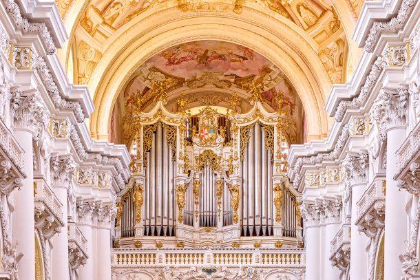 Brucknerorgel | Stift St. Florian ©Pedagrafie
