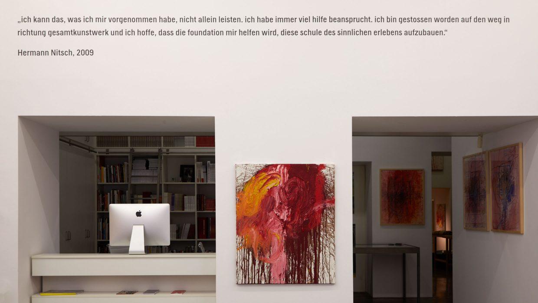 Ausstellungsansicht | Foto: Manfred Thumberger