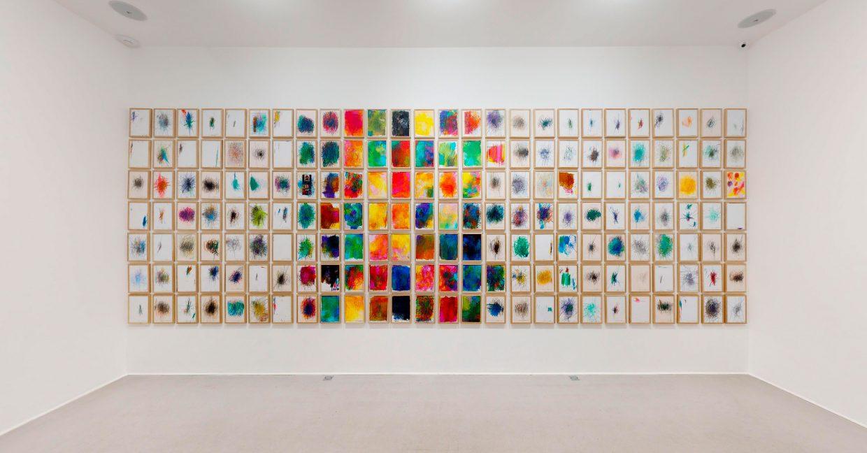 Ausstellungsansicht |© Artland, courtesy Galerie RX