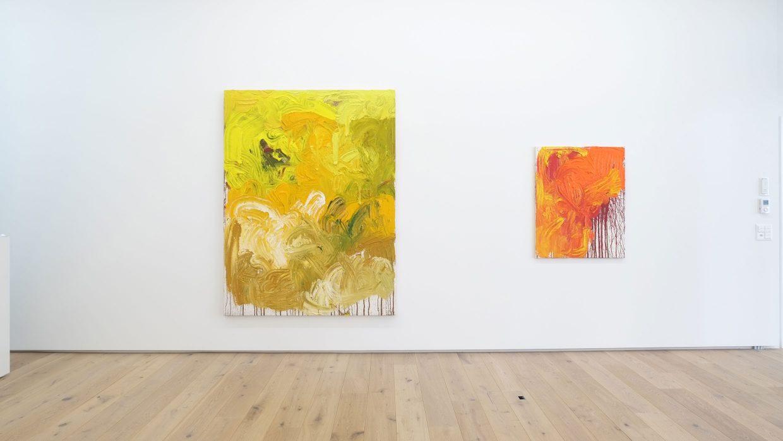 Ausstellungsansicht |Galerie Bechter Kastowsky, Liechtenstein