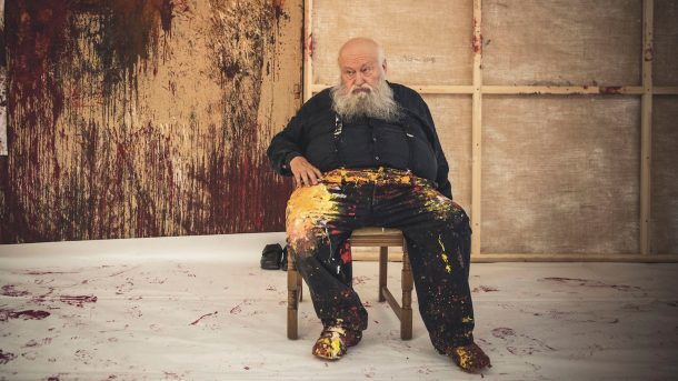 Hermann Nitsch ©Christian Jungwirth
