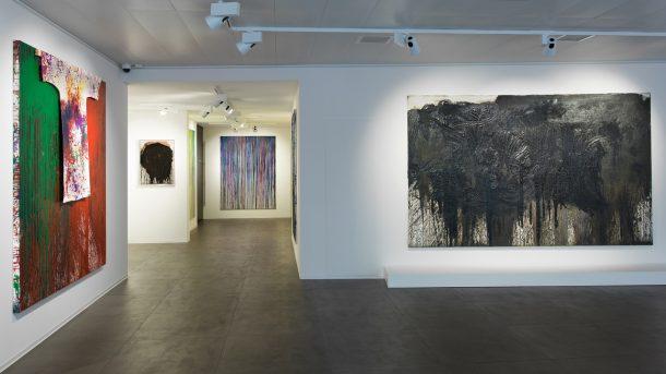 Ausstellungsansicht | ©Opera Gallery