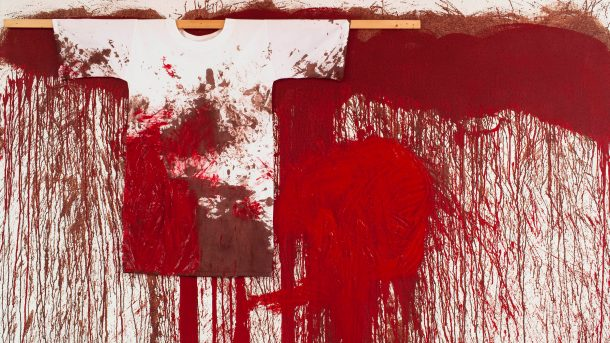 Hermann Nitsch |action painting | 2009