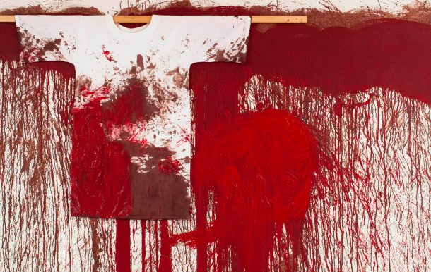 Hermann Nitsch | action painting | 2009