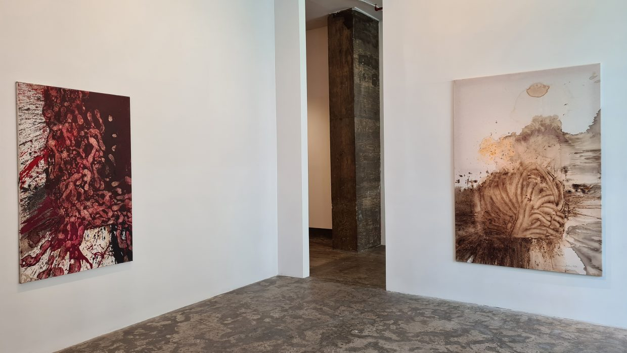 """Exhibition view """"Bayreuth Stories"""" 