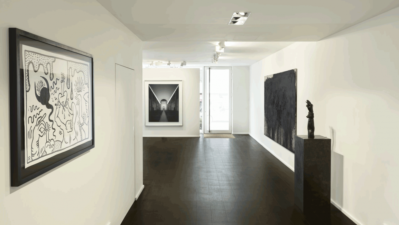 Exhibition view | Resistance | ©MARUANI MERCIER