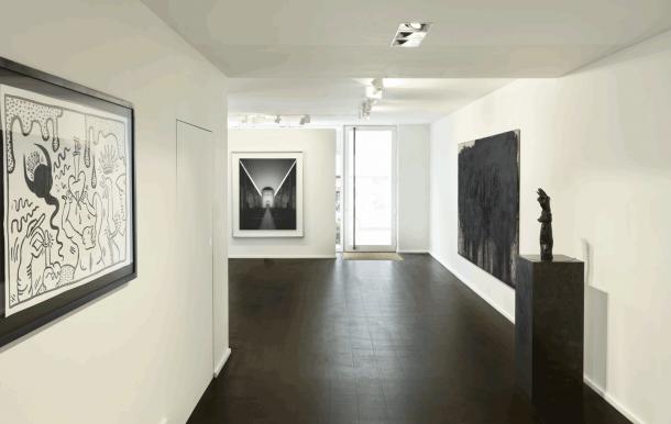 Ausstellungsansicht | Resistance | ©MARUANI MERCIER