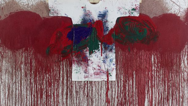 Hermann Nitsch | action painting |2017