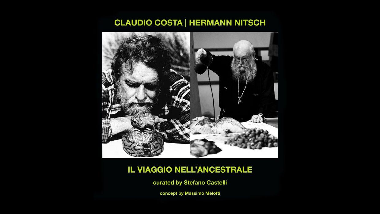 Claudio Costa | Hermann Nitsch