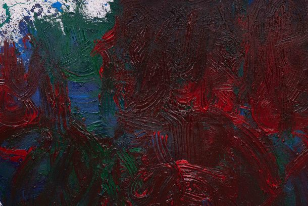 Hermann Nitsch | action painting | 2021