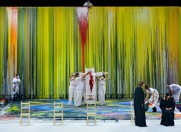 """Walküre"" Bayreuther Festspiele 2021 ©Enrico Nawrath"